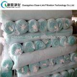filter van de Glasvezel van het Einde van de Verf van 50/60mm de Witte en Groene
