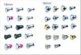 電気Metal Waterproof LatchingかMomentary Push Button Switch (LAS1-19F-11)