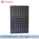 Painel solar de eficiência elevada com frame e conetor MC4
