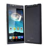 Puce Mtk6572 5,0 pouces de téléphone mobile avec appareil photo de rotation