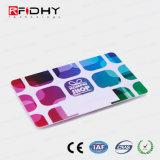 Rewritable RFID 회원증을 인쇄하는 Cmyk