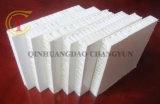 Haute brillance FRP PP de panneaux sandwich Honeycomb pour Caravane bâtiment