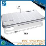 Caja delgada híbrida del rasguño anti para la edición del iPhone X