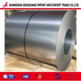 0.12-1.5mm Galvaized de zinc et de tôle en acier pour la construction de la bobine