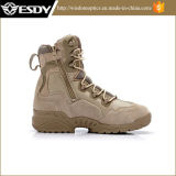 Esdy Black Color High Commando Ranger Tactical Boots