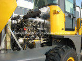 Mini multifunción 1000kg CS910 1,0 cargadora de ruedas