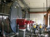 燃料ガスまたはディーゼルか重油1050bhpの蒸気ボイラ