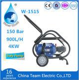 150 bar de energía eléctrica de alta presión de agua fría la arandela