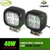 크리 사람 5inch 40W 옥외 자동 작동 램프 LED 일 빛