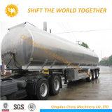 3 Axles топливозаправщика трейлер Semi для перевозки пищевого масла