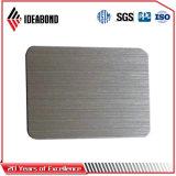 Más Vendidos precio de fábrica Ideabond Panel Compuesto de Aluminio pulido
