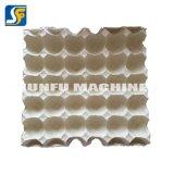 Bandeja de papel usada máquina del huevo del cartón del huevo de la celulosa de la bandeja del huevo que hace la máquina