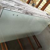 Bords polis plat de 8 mm pour porte de douche en verre trempé