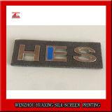 カスタマイズされた3D車のバッジのステッカーのステッカーのカスタム紋章は車のためのABSバッジをクロム染料で染めた