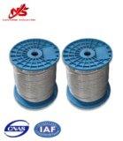 직류 전기를 통한 PVC 철사 강철 밧줄 6X19+FC 6mm