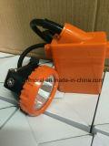 Lâmpada do capacete de mineiro da lâmpada Kl5lm do diodo emissor de luz