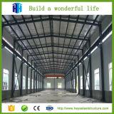 A construção de aço clara fabricou fornecedores da fábrica da vertente do frame de aço do armazém