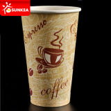 Disposable di carta 600ml 24oz Cups