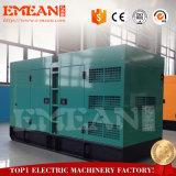 Генератор дизеля генератора 15kVA индустрии звукоизоляционный молчком тепловозный