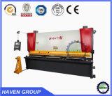 Máquina de corte da guilhotina QC11Y-8X4000 hidráulica, máquina de estaca da placa de aço