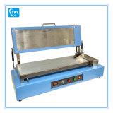 Свяжите лакировочную машину тесьмой Coater отливки пленки с Heated кроватью вакуума и крышкой вентиляции