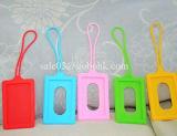 Etiqueta de Nome de silicone/ Hang Tag máquina de moldagem
