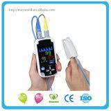 Mi-C014 Nuevo! ! ! con Bluetooth Wireless Funciton oxímetro de pulso Manejó
