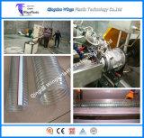 Espiral de PVC reforzado de acero, plástico, maquinaria de la Manguera espiral de PVC Tubo Alambre de línea de producción