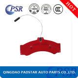 Garniture de frein chaude de véhicule de Passanger de vente de constructeur de garnitures de frein