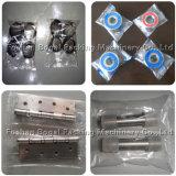 Empaquetadora de cristal del flujo de la bisagra de puerta de la configuración rápida del parámetro del certificado del Ce la India