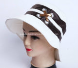 オンラインでカスタム買物の婦人帽子類の女性方法方法帽子