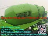 Machine de construction 14m3/H Auto Bétonnière de chargement sur le prix de vente