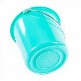 Azul Pail Acero barril plástico Cubo Cubo de hidromasaje