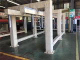Linha de produção concreta da maquinaria AAC da máquina de fatura de tijolo da faixa famosa de China