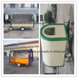 ベストセラーの揚げ物のアイスクリームロールカートかカスタマイズされた移動式食糧トレーラーまたはフライドポテトの食糧トラック