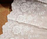 Laço por atacado do bordado do algodão para DIY