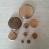 Chariot de pièces de rechange 190003989289 Weichai le bouchon du trou de base