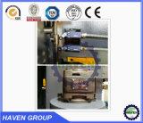 Freno de la prensa de la placa de la hoja del CNC del freno de la prensa hidráulica de WC67Y/de WE67K