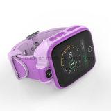 """[4غ/ويفي] ذكيّة ساعة طفلة [غبس] جهاز تتبّع ساعة مع 1.54 """" شامة [د48]"""
