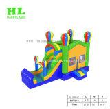 Castello di salto gonfiabile di nuovo disegno con il tema dell'aerostato