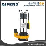 Pompe d'eau submersible centrifuge de haute qualité