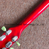 Lp guitarra eléctrica em matte Burst Azul (BPL-523)