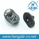 Yh1902 fechamento do disparador de injetor da combinação de Digitas do plástico 3
