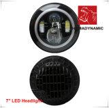 """"""" faro del LED 7 per il Wrangler della jeep, SUV, 4WD, illuminazione fuori strada del LED"""
