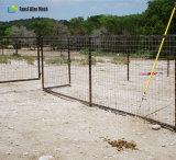 Exploração agrícola barata galvanizada que cerc o preço/a cerca campo de exploração agrícola