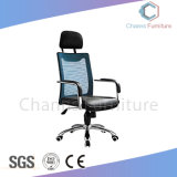 Presidenza di parte girevole blu della maglia di disegno classico di alta qualità (CAS-EC1874)