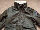 100%PU с заполнения Стеганая подкладка из Кид куртка