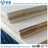 Environment Friendly Poplar Plywood for Indoor Furniture