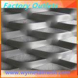 Tec-Sieve soulevées maille métallique en aluminium élargi des façades à Mill terminer