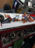 Überschüssiger Reifen verwendetes Gummireifen-Gummipuder, das Maschine herstellt